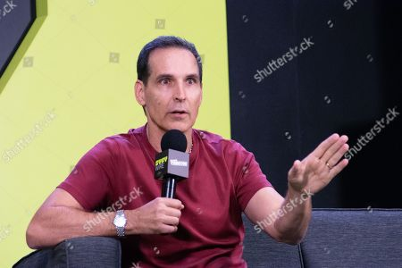 Editorial picture of Todd McFarlane panel, New York Comic Con, USA - 04 Oct 2018