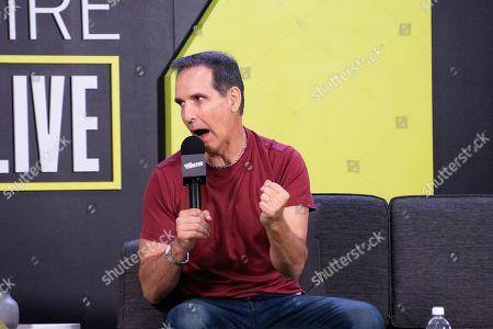 Editorial photo of Todd McFarlane panel, New York Comic Con, USA - 04 Oct 2018