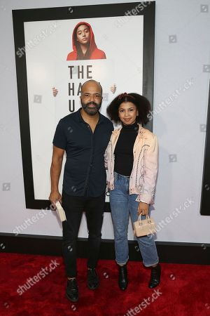 """Editorial image of NY Special Screening of """"The Hate U Give"""", New York, USA - 04 Oct 2018"""
