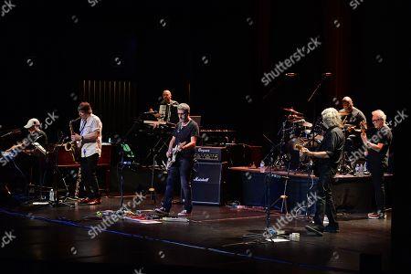 Alan Clark, Mel Collins, Marco Caviglia, Steve Ferrone, Phil Palmer, Trevor Horn