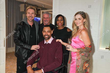Editorial picture of 'Hilton Head Island' TV show season 2 screening, Los Angeles, USA - 04 Oct 2018