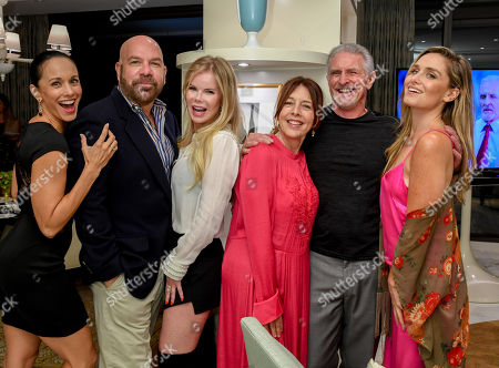 Editorial image of 'Hilton Head Island' TV show season 2 screening, Los Angeles, USA - 04 Oct 2018