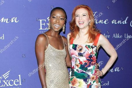 Editorial photo of Premiere of Jane & Emma, Los Angeles, USA - 04 Oct 2018