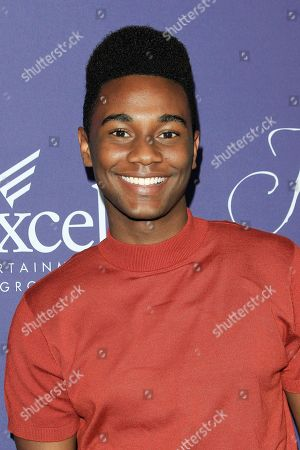 US actor Zachary S. Williams attends the premiere of Jane & Emma at Arclight Hollywood in Los Angeles, California, USA, 04 October 2018. The movie opens in the US cinemas on 12 October 2018