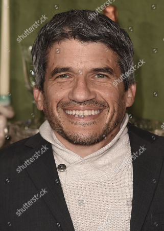 Editorial image of 'My Dinner with Herve' film premiere, Arrivals, Los Angeles, USA - 04 Oct 2018
