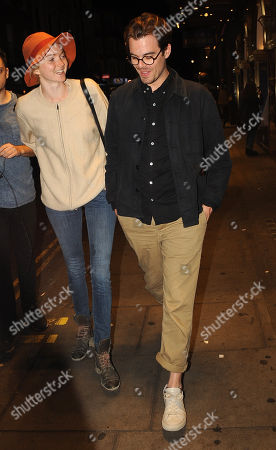 Lily Cole and boyfriend Kwame Ferreira