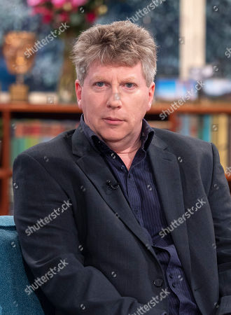 Editorial picture of 'This Morning' TV show, London, UK - 05 Oct 2018