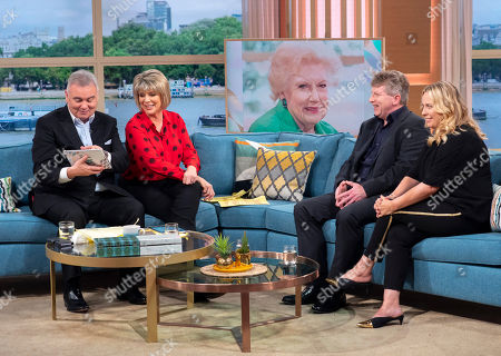 Editorial photo of 'This Morning' TV show, London, UK - 05 Oct 2018