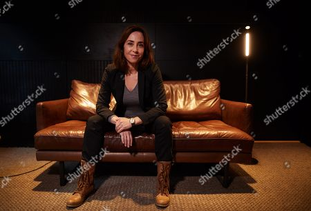 Editorial picture of Sofie Gråböl photo shoot, Köpenhamn, Denmark - 24 Sep 2018