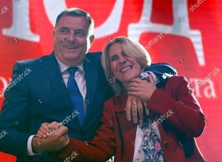 Editorial picture of Bosnia Election, Banja Luka, Bosnia-herzegovina - 05 Oct 2018