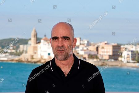 Spanish actror and cast member Luis Tosar attends the presentation of his film 'Sombra de Ley' (lit: shadow of law) at the 51st the Sitges Film Festival, in Sitges, Spain, 05 October 2018. The festival runs from 04 to 14 October.