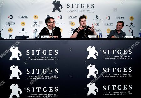 Editorial picture of 51st Sitges Film Festival, Spain - 05 Oct 2018