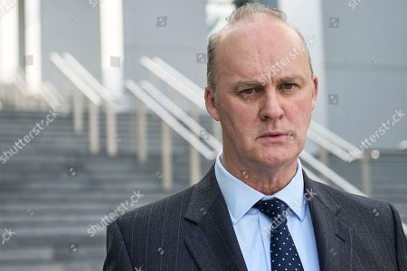 Stock Picture of Tim McInnerny as Arthur Bach.