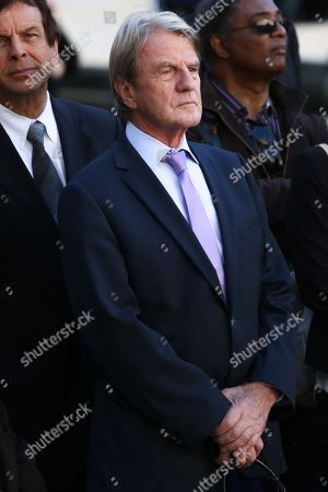 Stock Image of Bernard Kouchner