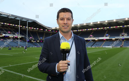 Edinburgh vs Toyota Cheetahs . Premier Sports' Hugo Southwell