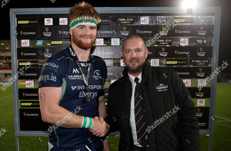 Editorial picture of Guinness PRO14, Kingspan Stadium, Belfast  - 05 Oct 2018