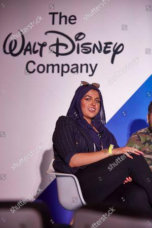 Advertising Week New York, Marketing in the Trump Era. Amani Al-Khatahtbeh, Muslimgirl.com.