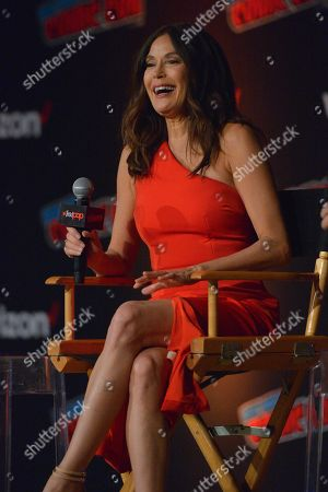 Editorial photo of Lois & Clark: The New Adventures of Superman 25th Anniversary Reunion TV show panel, New York Comic Con, USA - 05 Oct 2018
