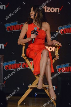 Editorial image of Lois & Clark: The New Adventures of Superman 25th Anniversary Reunion TV show panel, New York Comic Con, USA - 05 Oct 2018