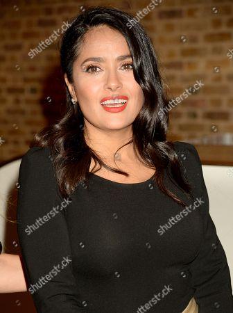 Stock Picture of Salma Hayek
