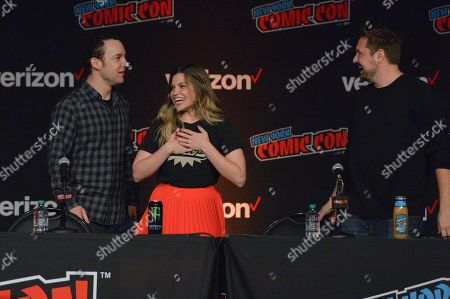 Ben Savage, Danielle Fishel and Will Friedle