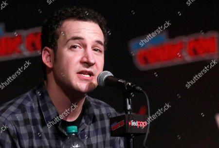 Editorial image of 'Boy Meets World' 25th Anniversary Reunion TV show panel, New York Comic Con, USA - 05 Oct 2018