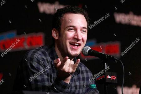 Editorial photo of 'Boy Meets World' 25th Anniversary Reunion TV show panel, New York Comic Con, USA - 05 Oct 2018