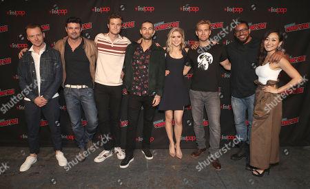 Editorial photo of Amazon Prime Video 'The Boys' TV Show panel, New York Comic Con, USA - 05 Oct 2018