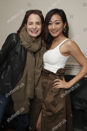 Amazon Studios Donna Rosenstein and Karen Fukuhara