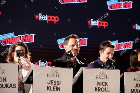 Jessi Klein, Nick Kroll, John Mulaney