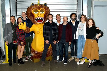 Editorial photo of Netflix presents Big Mouth live read at New York Comic Con 2018, USA - 05 Oct 2018