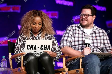 Mary J Blige, Cameron Britton