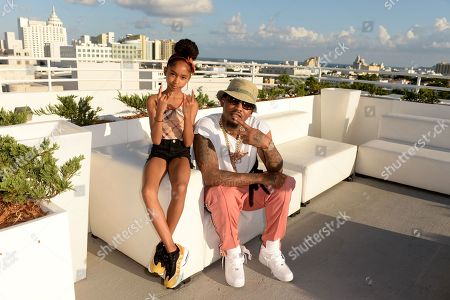Editorial photo of Empire Records DJ party, Skydeck, Miami Beach, USA - 05 Oct 2018