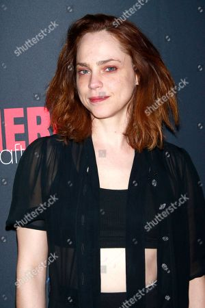 Editorial photo of 'Heroes After Dark' Arrivals, New York Comic Con, USA - 05 Oct 2018