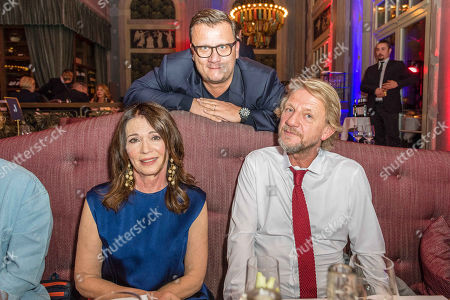 Editorial picture of Tommy Hilfiger ZFF Dinner, 14th Zurich Film Festival, Switzerland - 05 Oct 2018