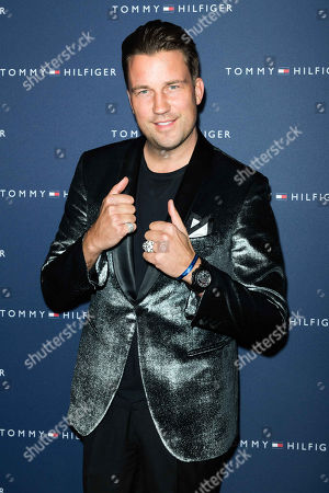 Stock Image of DJ Antoine
