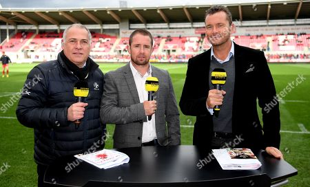 Editorial picture of Guinness PRO14, Parc y Scarlets, Llanelli, Wales  - 06 Oct 2018