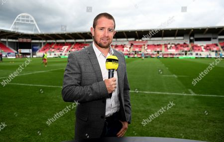 Editorial image of Guinness PRO14, Parc y Scarlets, Llanelli, Wales  - 06 Oct 2018