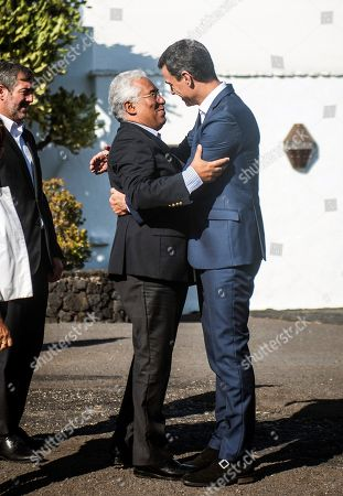 Editorial picture of Spain and Portugal mark the 20th anniversary of the award of Literature Nobel Prize to Jose Saramago, Taro De Tah?he (Lanzarote) - 06 Oct 2018