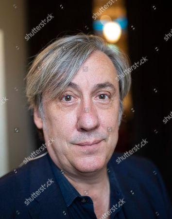 Art historian Andrew Graham-Dixon.