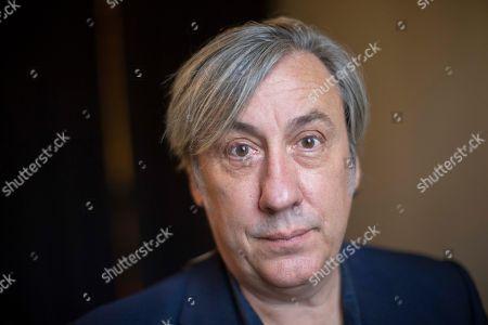Stock Image of Art historian Andrew Graham-Dixon.
