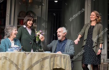 Eileen Atkins as Madeleine, Amanda Drew as Anne, Jonathan Pryce as Andre, Anna Madeley as Elise