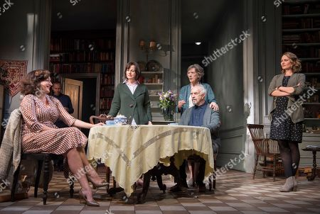 Lucy Cohu as The Woman,  Amanda Drew as Anne, Eileen Atkins as Madeleine, Jonathan Pryce as Andre, Anna Madeley as Elise