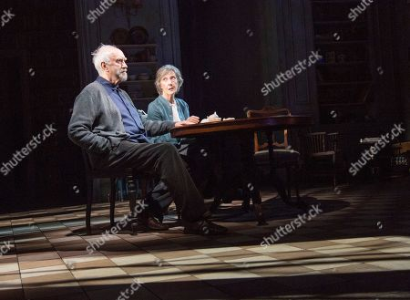 Jonathan Pryce as Andre, Eileen Atkins as Madeleine