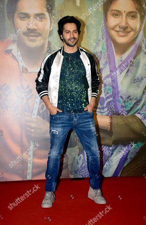 Actor Varun Dhawan