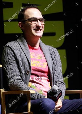 Editorial photo of 'Happy!' TV show panel, New York Comic Con, USA - 06 Oct 2018