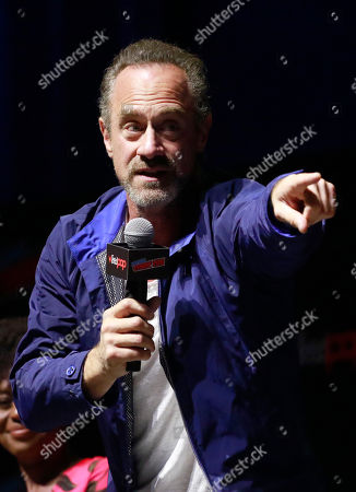 Editorial image of 'Happy!' TV show panel, New York Comic Con, USA - 06 Oct 2018
