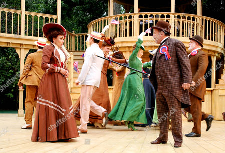 Hello, Dolly! - Samantha Spiro and Allan Corduner