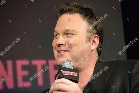 Stock Picture of Erik Oleson