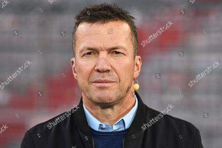 TV-Experte Lothar Matthaeus, FC Bayern Muenchen - Borussia Moenchengladbach, Football, Bundesliga, 06.10.2018